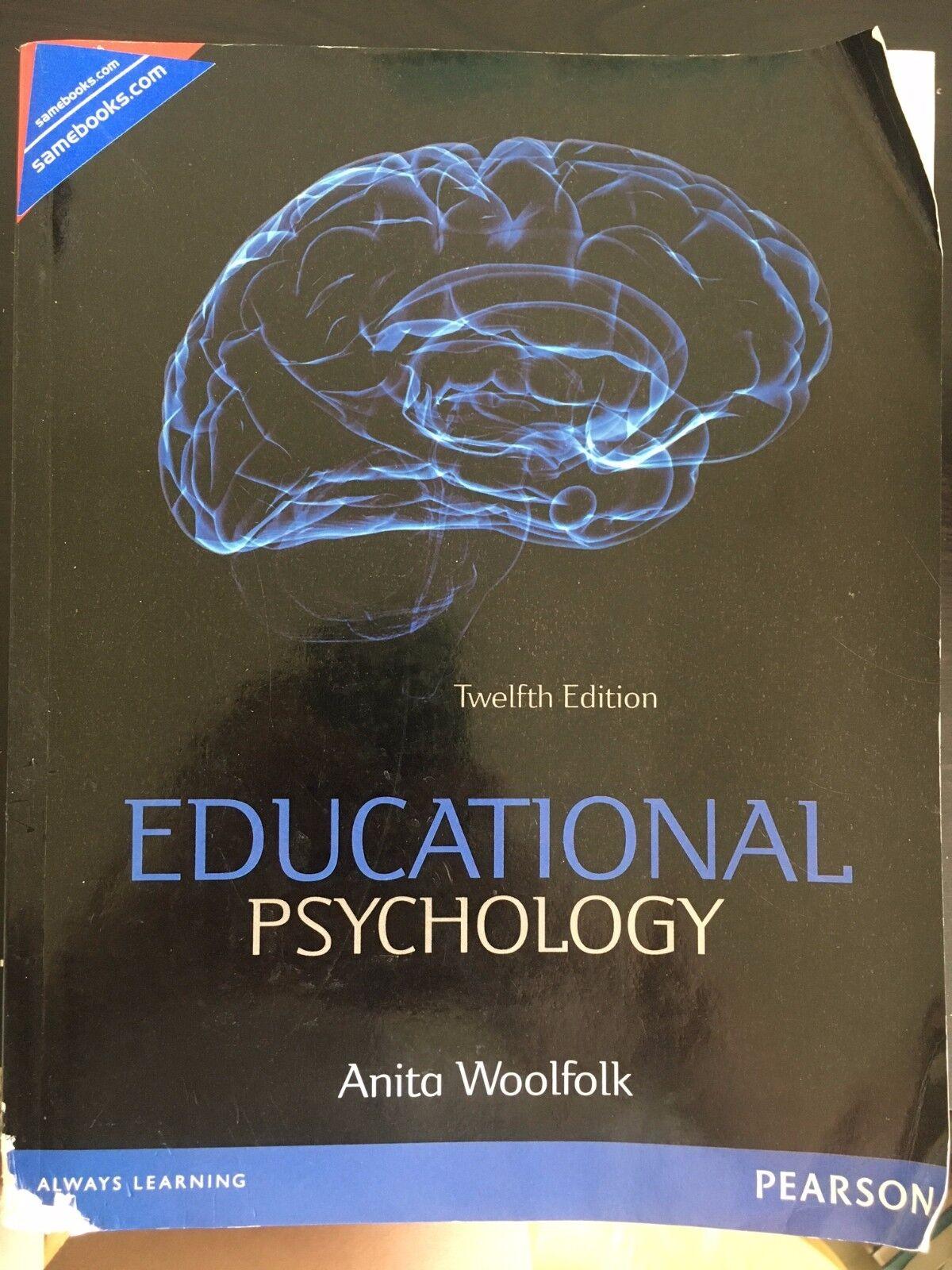 Educational Psychology Woolfolk 12th Edition Pdf