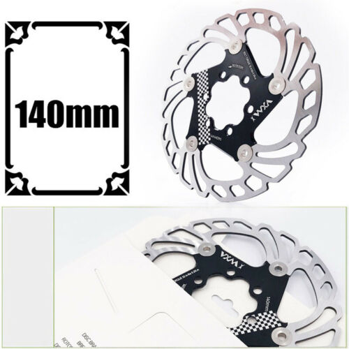 Road Bike Disc Brake Rotor 140//160//180//203mm MTB Mountain Bicycle With Screws