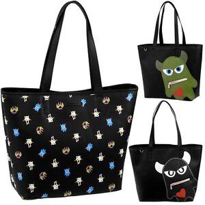 ESPRIT-Damen-Tasche-Schultasche-Handtasche-Shopper-Schultertasche-Tragetasche