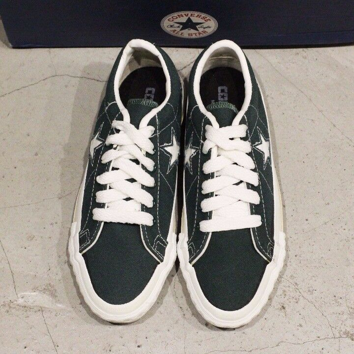 Rare Item Dead Stock 90s USA Converse One Star US 3 From JAPAN Free shipping