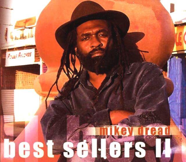 Music CD Mikey Dread Best Sellers II Reggae Roots Dub Sealed