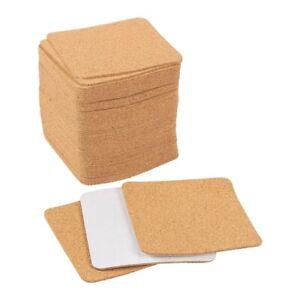 Self-Adhesive-Cork-Coasters-Cork-Mats-Cork-Backing-Sheets-for-Coasters-and-F8R7