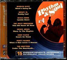 RHYTHM & SOUL N°4 - DISCO FUNK BLACK MUSIC MOTOWN - CD COMPILATION [1970]