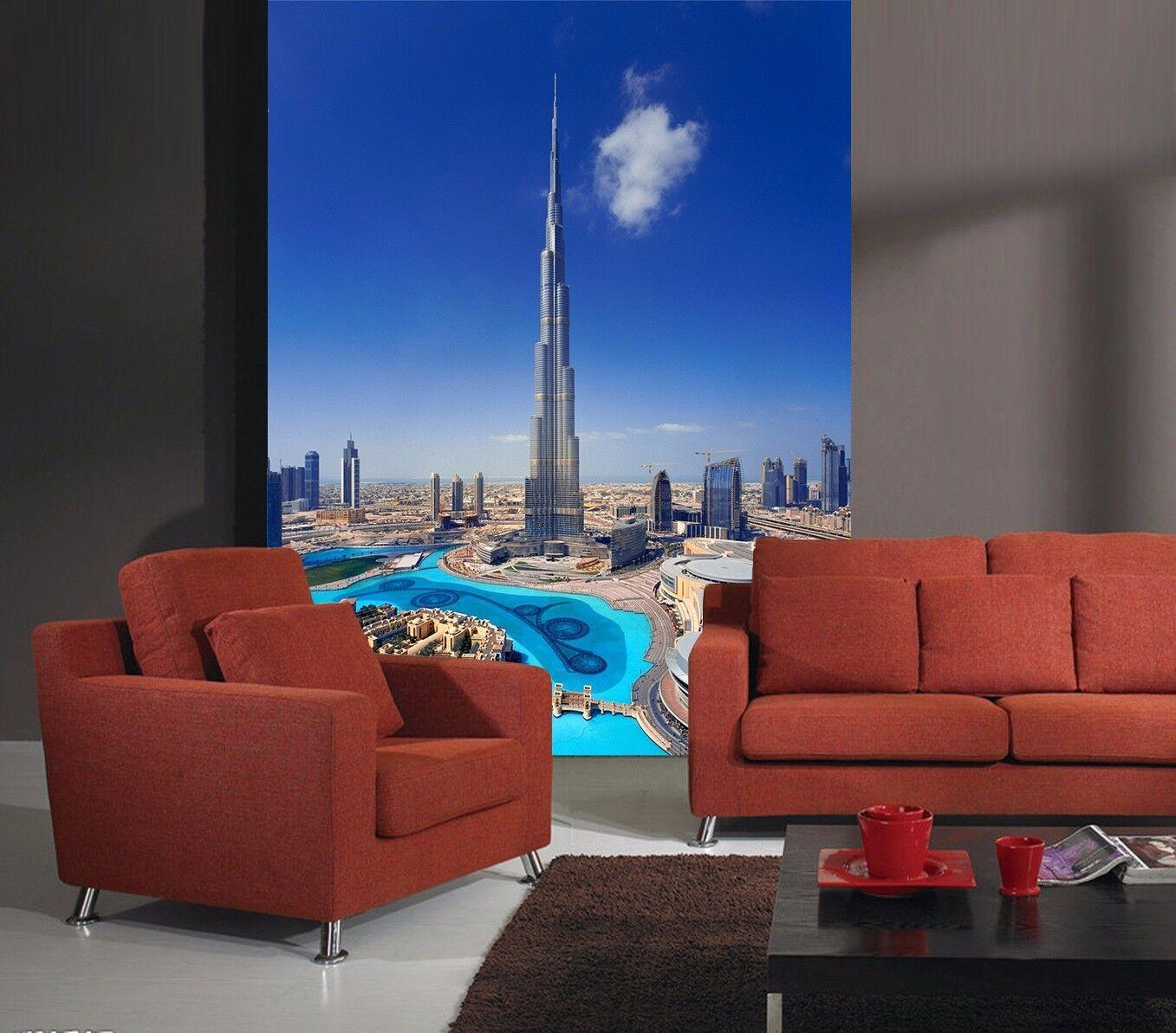 3D Hohen Turm, Meer Fototapeten Wandbild Fototapete BildTapete Familie DE
