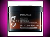 Tigi Catwalk Fashionista Brunette Hair Mask Treatment 7.05 Oz For Warm Tones