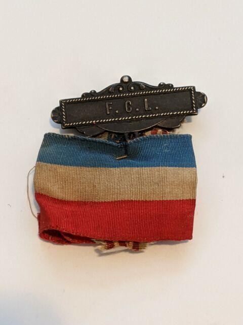 GAR Civil War FCL Ribbon Pin