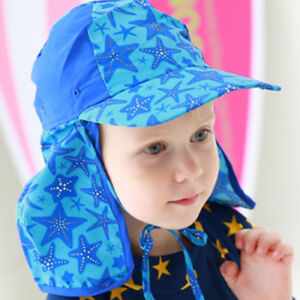 Child Sun Hat Summer Beach Cap Foldable Bucket Boy Girl Kid Sunproof ... 4b327dd7cfe5