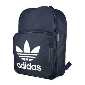 New-adidas-Originals-Classic-Trefoil-Backpack-gym-school-laptop-sports-rucksack