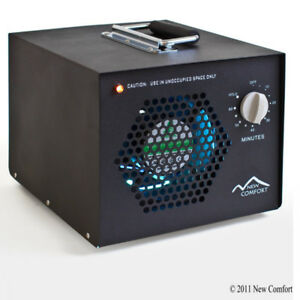 Details about New Commercial Ozone Generator Air Purifier with UV and 3  YEAR WARRANTY