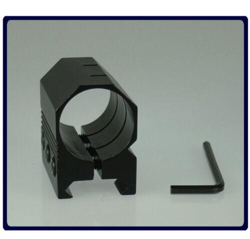 "Flashlight Torch Mounting  # 444 1/"" Laser Pointer 25mm"