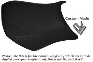 WHITE AND BLACK VINYL CUSTOM FITS HONDA NSS 300 FORZA DUAL SEAT COVER ONLY