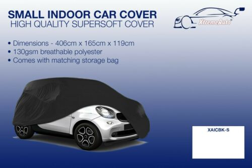 Small Black Indoor Car Cover Protector BMW i3 2013-2016