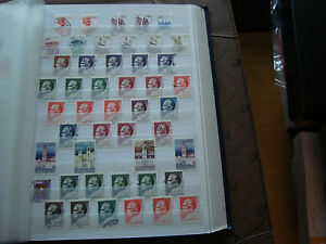 Yugoslavia-47-Cancelled-Stamps-All-State