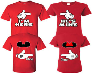 I-039-m-Hers-He-039-s-Mine-Couple-Shirts-Matching-Shirts-His-And-Hers-Shirts-Tees