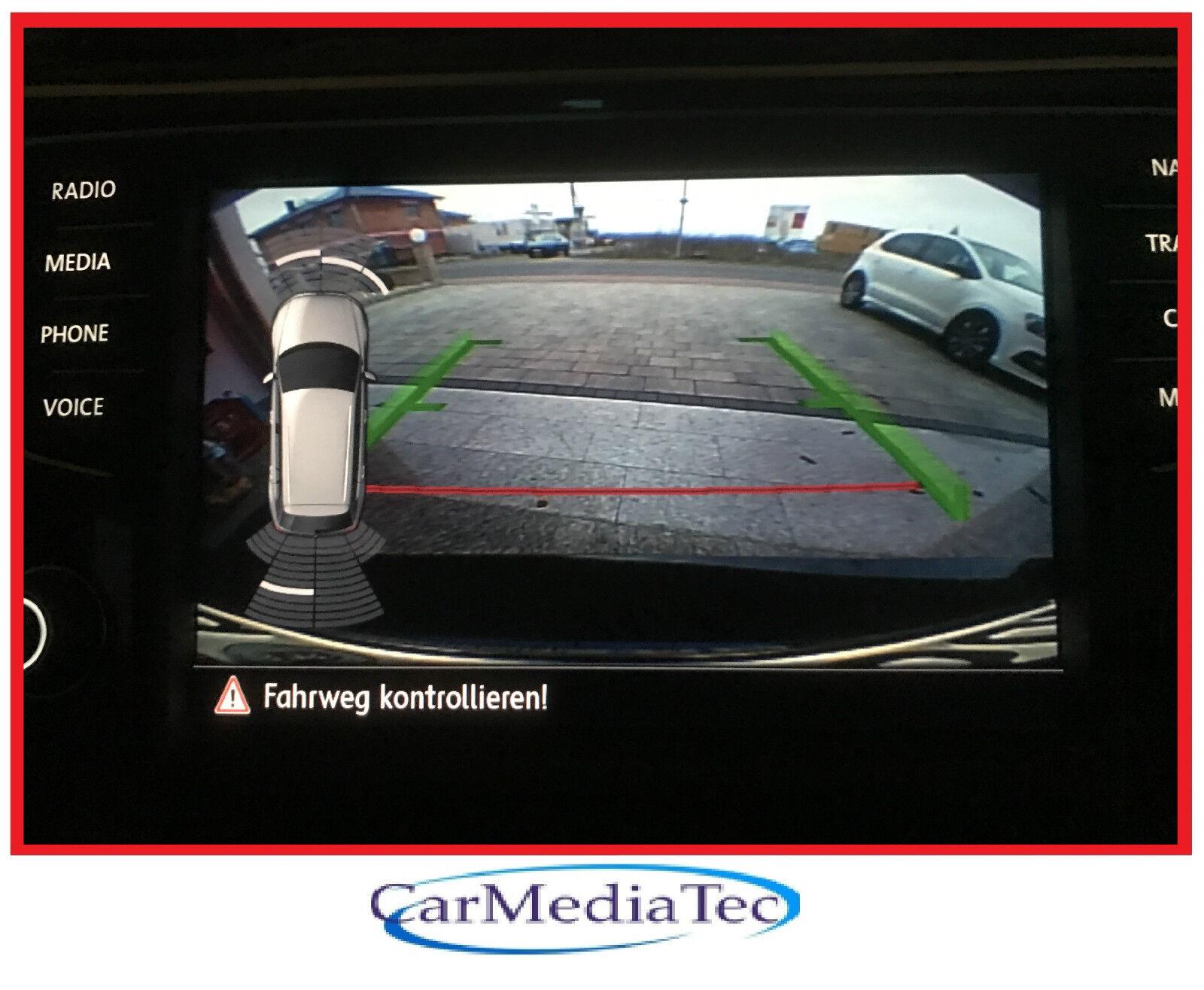 VW Tiguan AD1 Rückfahrkamera LOW Rear View Kabelsatz