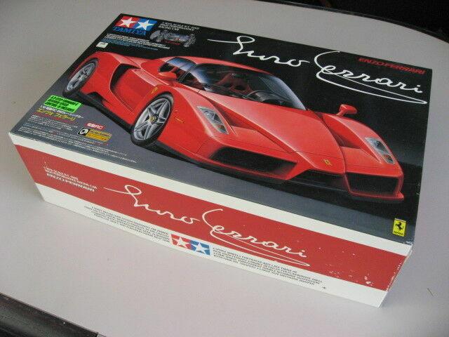 Tamiya 1/10 RC Car Ferrari ENZO Tb-01 4wd Chassis in