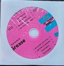 GREASE KARAOKE CDGM CD+G MULTIPLEX BROADWAY 8+8 - SDK9034 MUSIC SHOWTUNES NEW