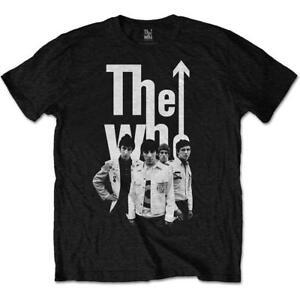 Rock para oficial Who Daltrey todos Elvis The Licencia Camiseta Mod dI7nq0Ox