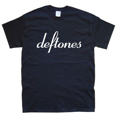 DEFTONES New Black T-Shirt sizes S M L XL XXL