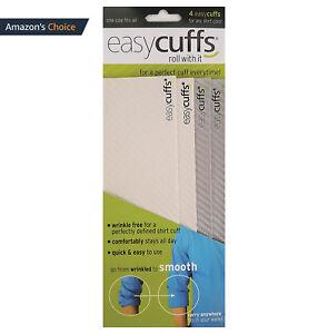 Easycuffs-un-accessorio-per-aiutare-a-tirarsi-su-le-maniche-di-camicia-facile-Polsini-NUOVO