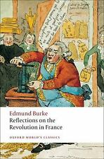 Reflections on the Revolution in France by Edmund Burke (2009, Paperback)