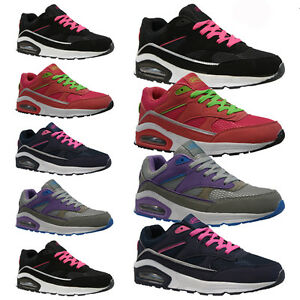 LADIES-SPORTS-TRAINERS-GYM-JOGGING-RUNNING-CASUAL-TRAINER-WOMENS-GIRLS-SIZE-3-8