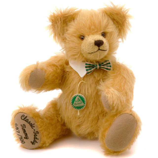 9d00eed3b1 Tim Teddy Bear Limited Edition by Hermann Spielwaren - 16201-6 for ...