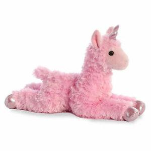 Aurora-World-Plush-Flopsie-LLAMACORN-12-inch-New-Stuffed-Animal-Toy
