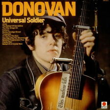 "12"" Donovan Universal Soldier (Josie, Candy Man, Colours) SPOT Records 80`s"