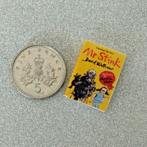 Acquista UNO PRENDI UNO GRATIS!! Unico Casa delle Bambole Miniatura Childrens Books fatto a mano 1:12