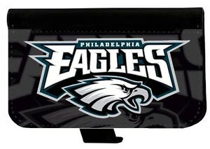 PHILADELPHIA EAGLES SAMSUNG GALAXY & iPHONE CELL PHONE CASE LEATHER COVER WALLET