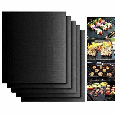 Symbol Der Marke 3/5er Set Premium Dauer Bbq Grillmatte Grillunterlage Teflon Backmatte Bratfolie