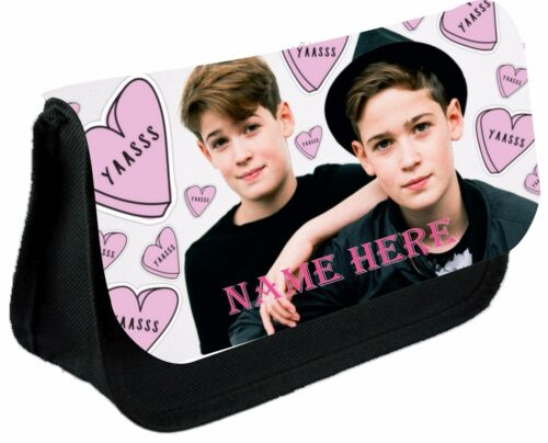 MAX AND HARVEY #1 PERSONALISED PENCIL CASE
