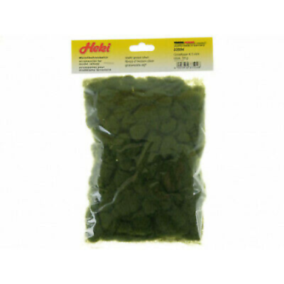 50 g Heki 33504 Grasfaser Olive 4,5 mm