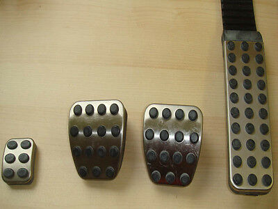 Mercedes AMG Pedal Set W176 A Class Automatic gearbox