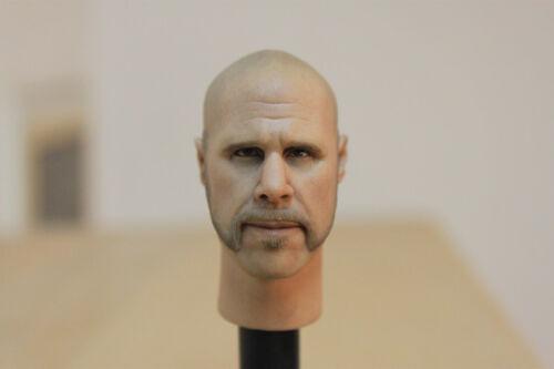 "1:6 Scale Ron Perlman Male Head Sculpt F 12/"" Hot ZY Toys Phicen Action Figure"