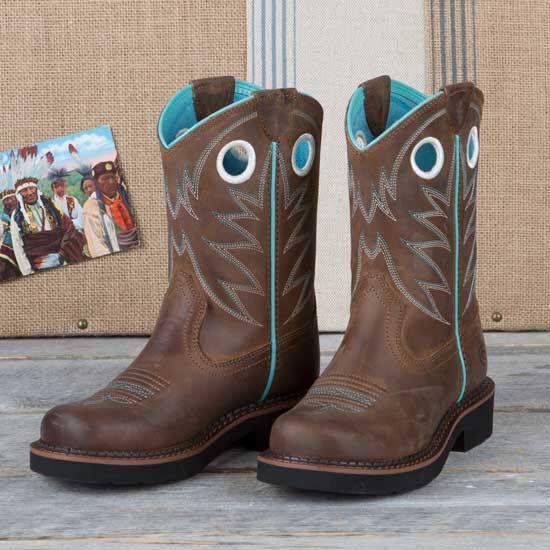 Ariat Kids Braun Probaby Günstige und gute Schuhe
