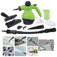 Multi Purpose Handheld Electric Steam Cleaner Set Poweful Portable Steamer 1000w