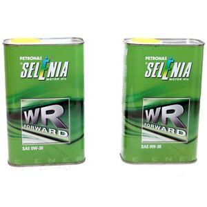 Petronas-Selenia-WR-Forward-0W-30-Motoroel-Fiat-9-55535-DS1-2-Liter