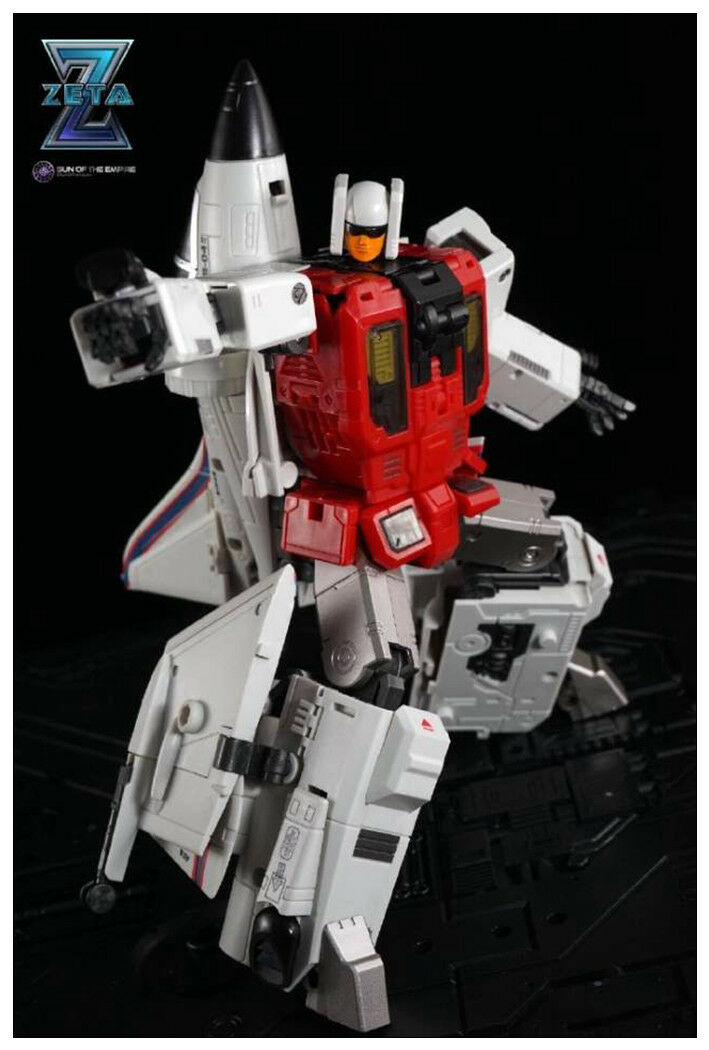 New Transformers Toys Zeta ZB-04 Catapult G1 Superion Slingshot figure will come