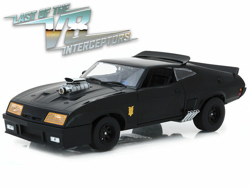 1 18 MAD MAX FORD XB LAST OF THE V8 INTERCEPTERS MOVIE CAR NEW IN BOX