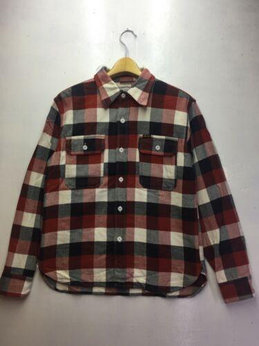 Pherrows Flanel Checkered Shirt