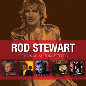 Rod-Stewart-Original-Album-Series-5-Pack-CD