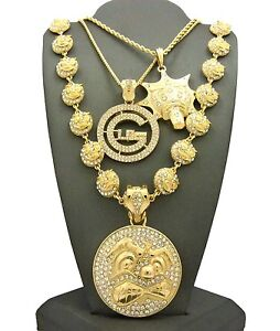Hip hop iced out rapper glo gang pendant 2430 various chain 3 hip hop iced out rapper glo gang pendant publicscrutiny Images
