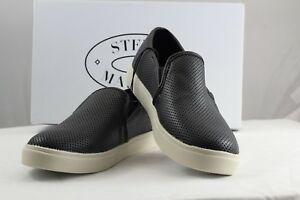 003eacd2f4a Details about Steve Madden Womens Everest Slip On Shoes Sneakers Tennis  Shoe 50% Off NIB