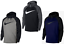 Mens-Nike-Colorblocked-Swoosh-THERMA-FIT-Pullover-Training-Hoodie-XL-NWT thumbnail 1