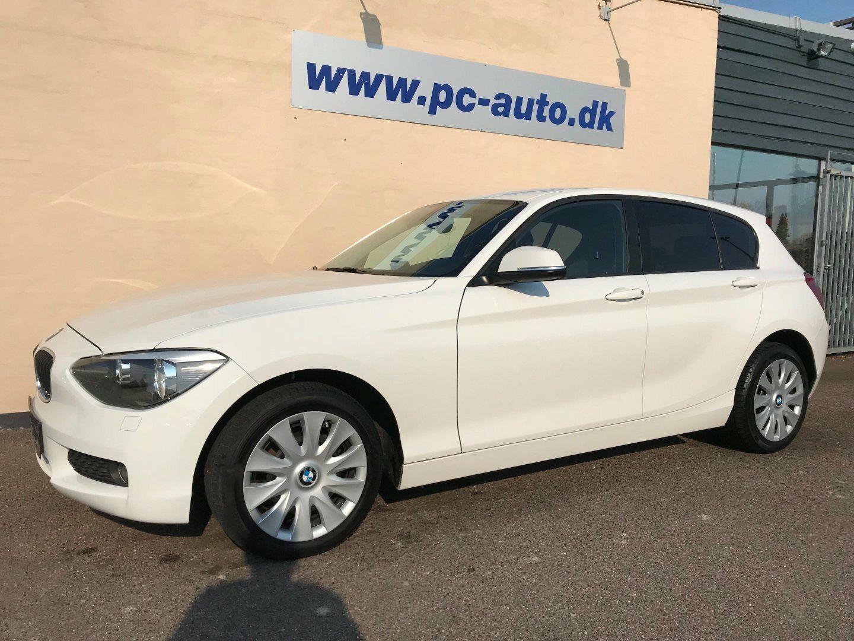 BMW 118d 2,0  5d - 159.900 kr.