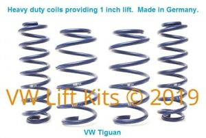 Lift Kit for VW Tiguan 2007-2020 German One-Inch Lifting Coil Springs Off Road