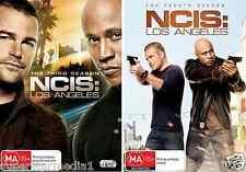 NCIS LA - Los Angeles : Season 3 & 4 : NEW DVD