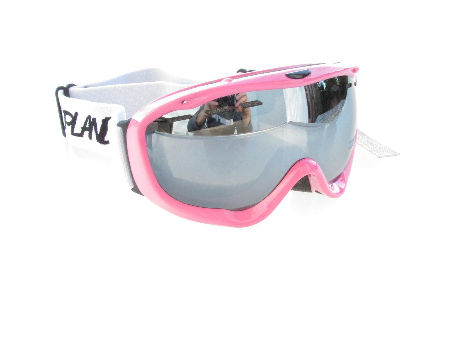 Alpland Maschera da sci - Snowboard Sci - Goggle per donne - Donna 4 Coloren